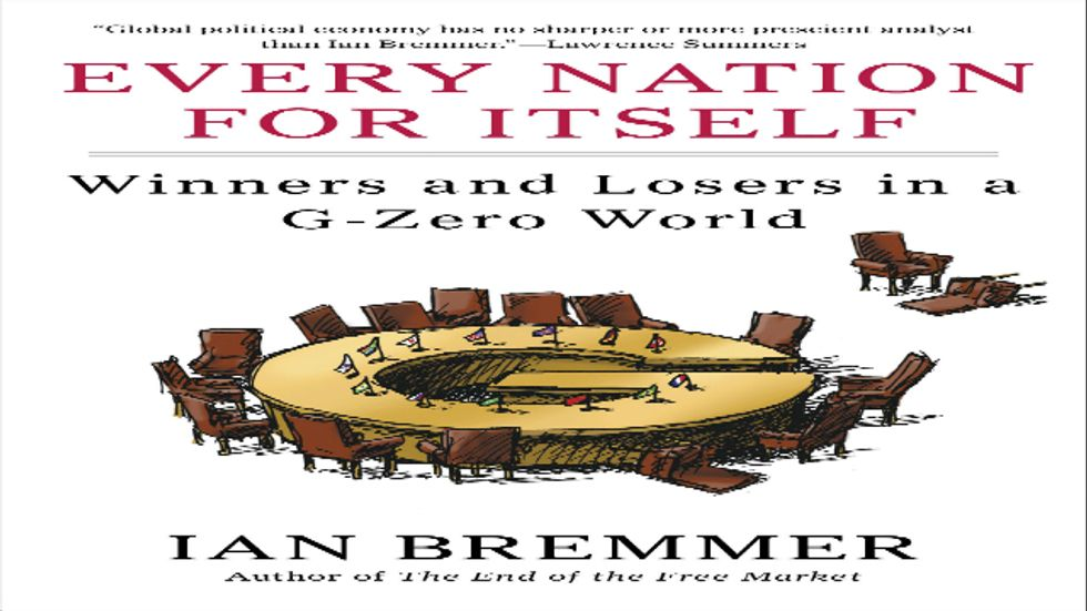 A World Without Leadership: Ten Questions with Ian Bremmer (Part 1)