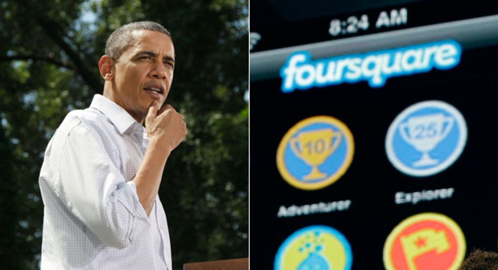 Obama's Social Media Strategy in Targeting Young Voters