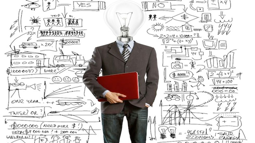 Original Ideas: The Last Step In The Creative Process