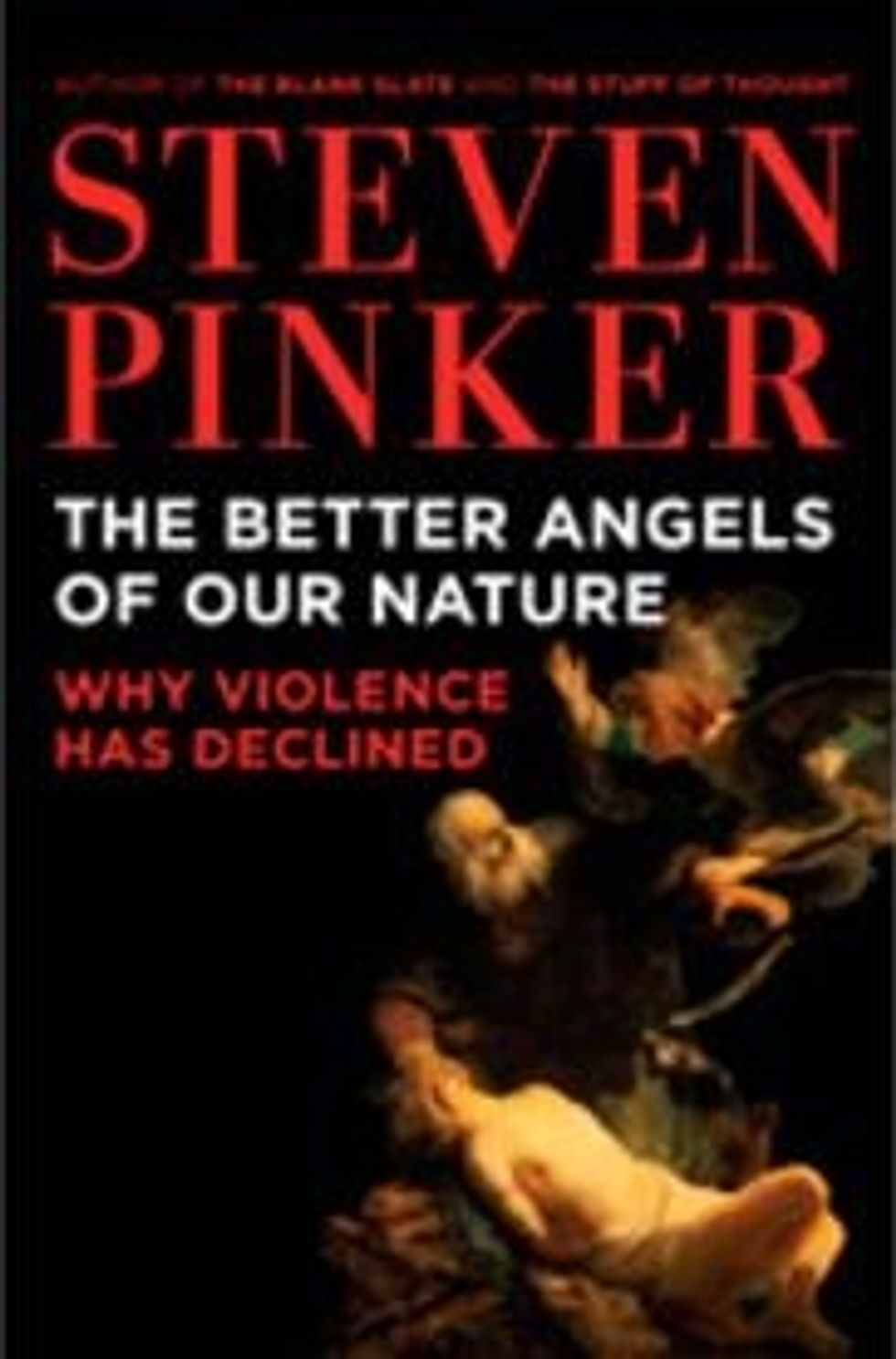 Book Review: The Better Angels of Our Nature