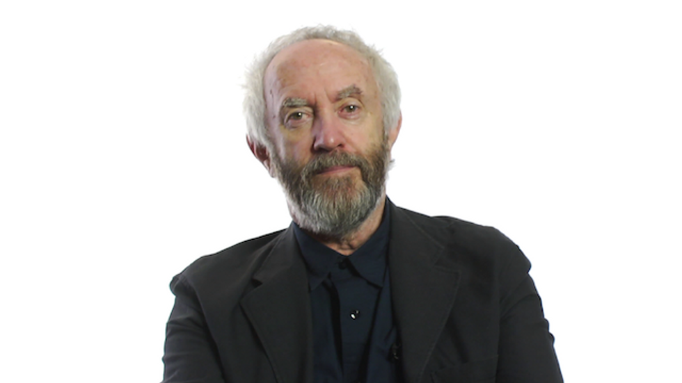Say Hello to the Bad Guy: Jonathan Pryce on Love, Acting, and Margaret Thatcher