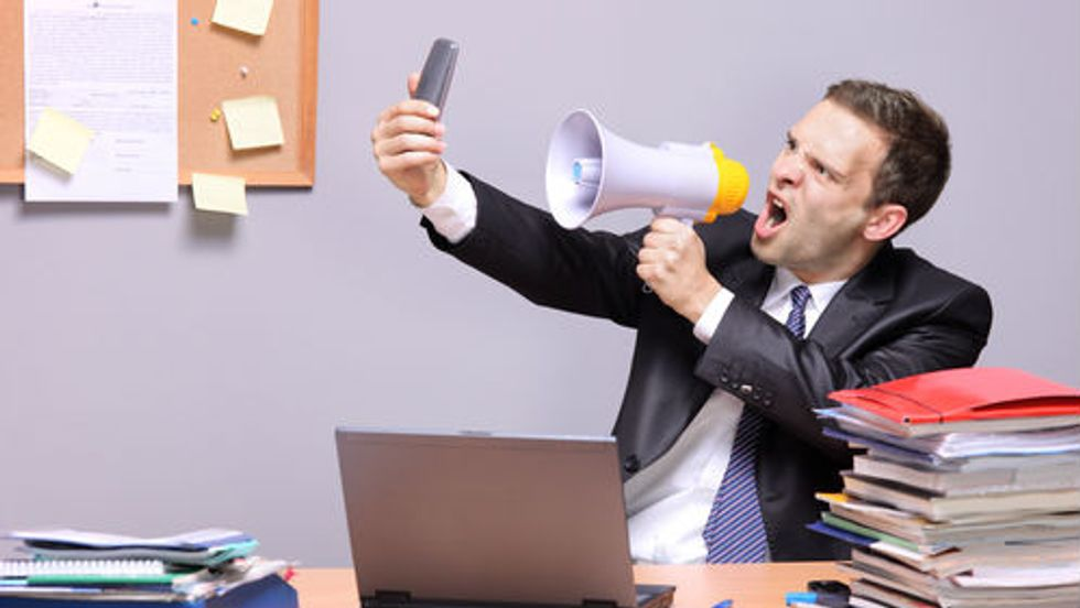 Is Your Boss a Megalomaniac?