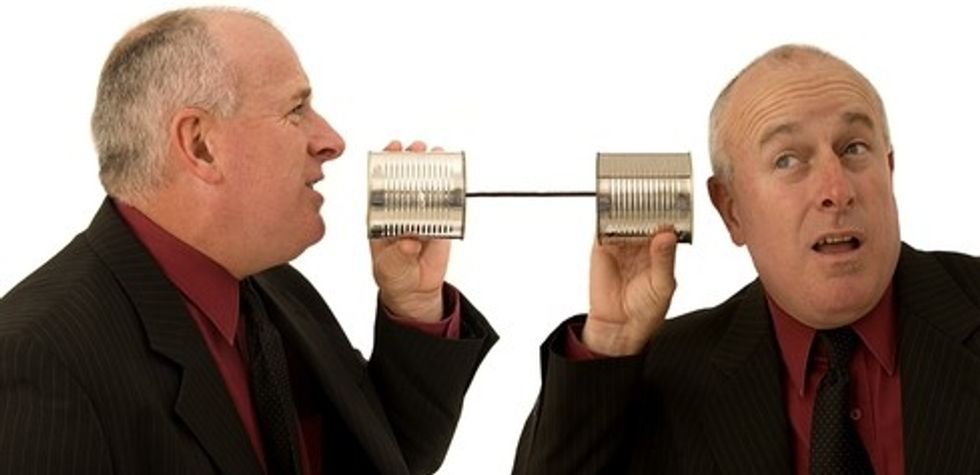 How Talking to Yourself Makes You Smarter