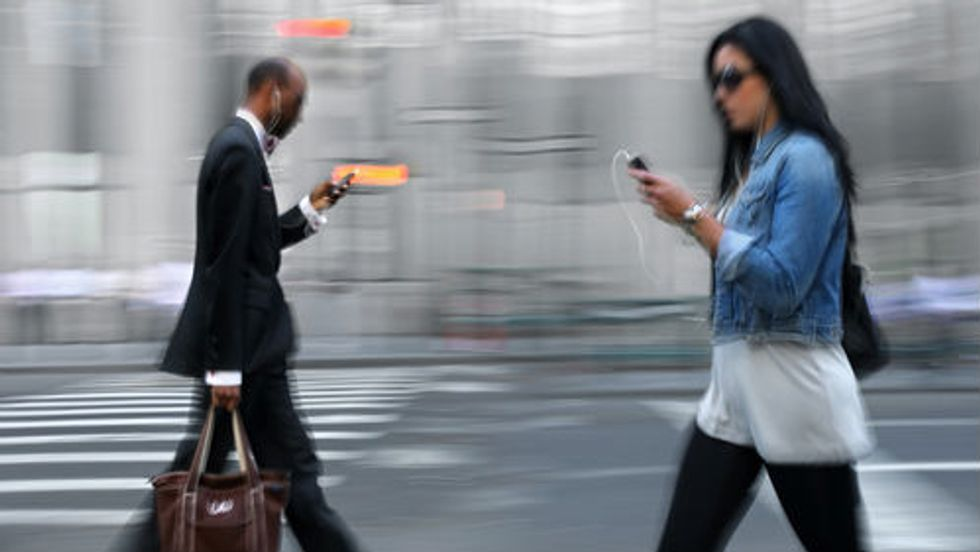 Get Off Your Smart Phone: The Disadvantages to Shutting Out the Present