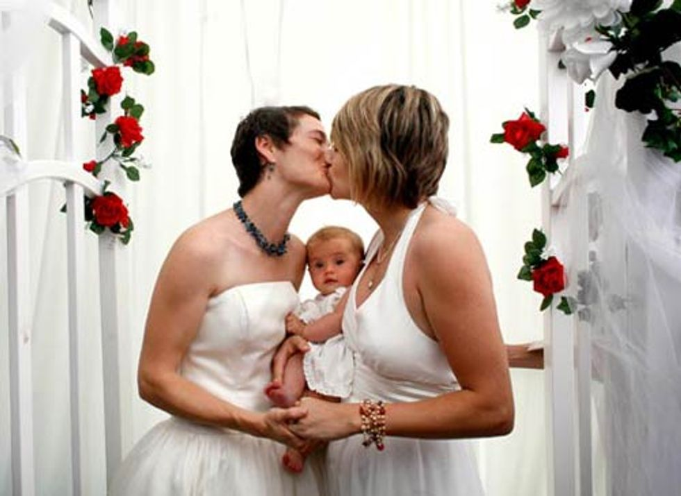 Is having a lesbian mother bad for children?