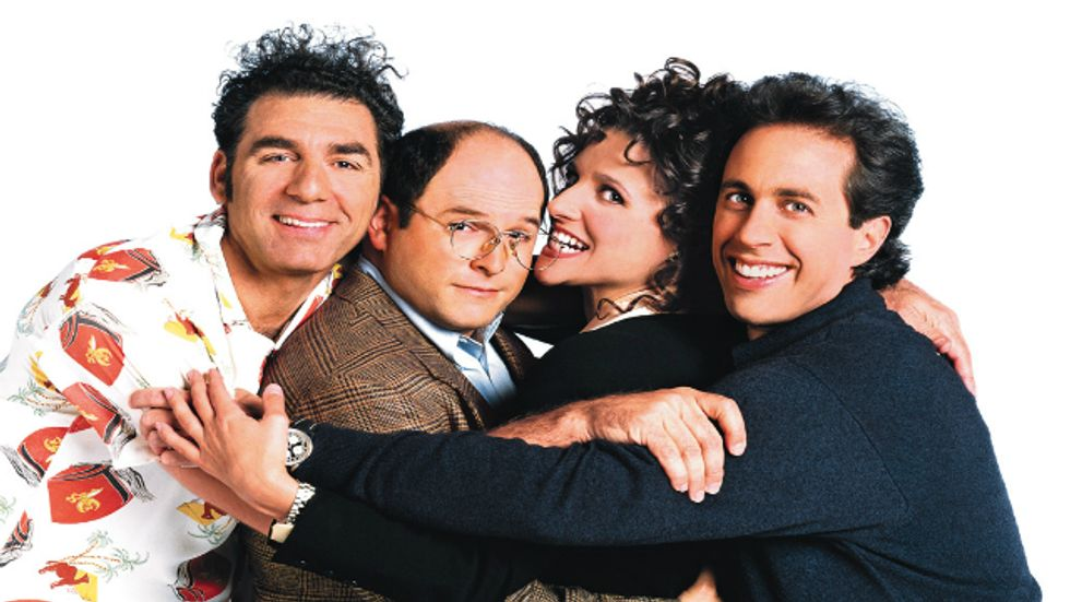 Seinfeld's Producer: Listen to Your Gut, Then Fight For What it's Telling You.
