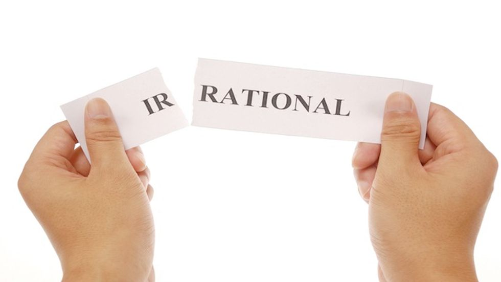 Being Rational About Irrationality