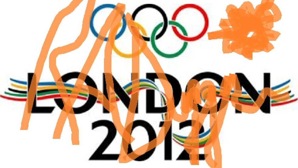 Why Are the London Olympics so Afraid of Graffiti Artists?