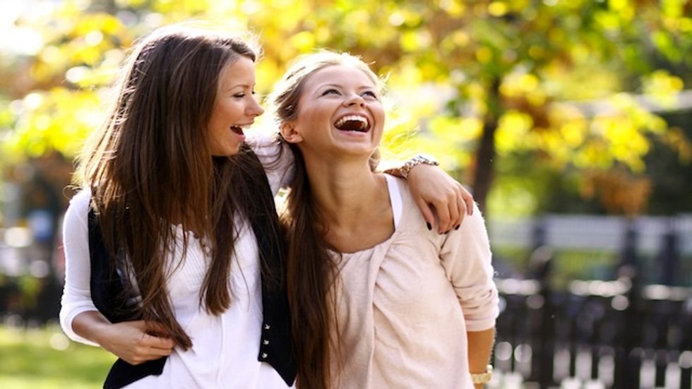 Why We Laugh and What We Laugh At