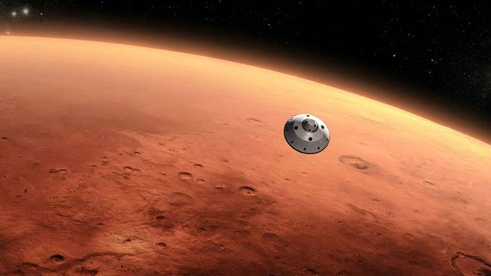 Seven Minutes of Terror: Engineering the Mars Rover's Impossible Landing