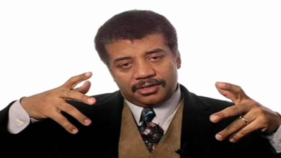 Wheels Down on Mars. Now It's Time to Reinvent America, Says Neil deGrasse Tyson
