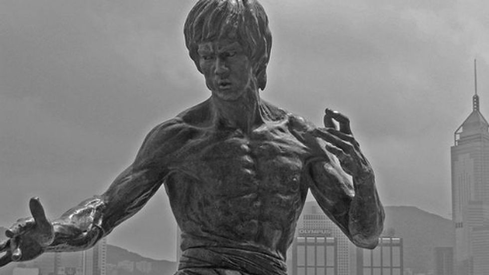Bruce Lee on Transformation