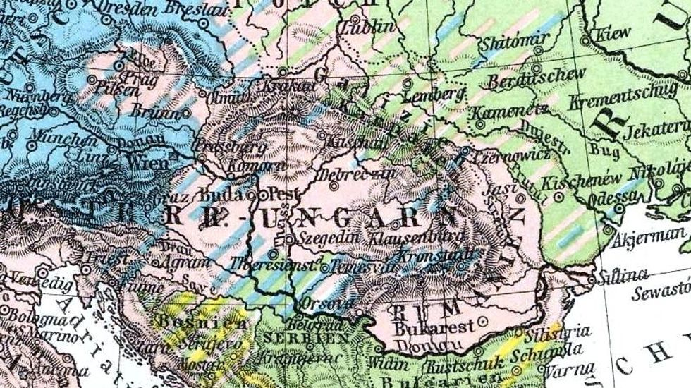 577 - Broken Letters: A Typogeography of Europe