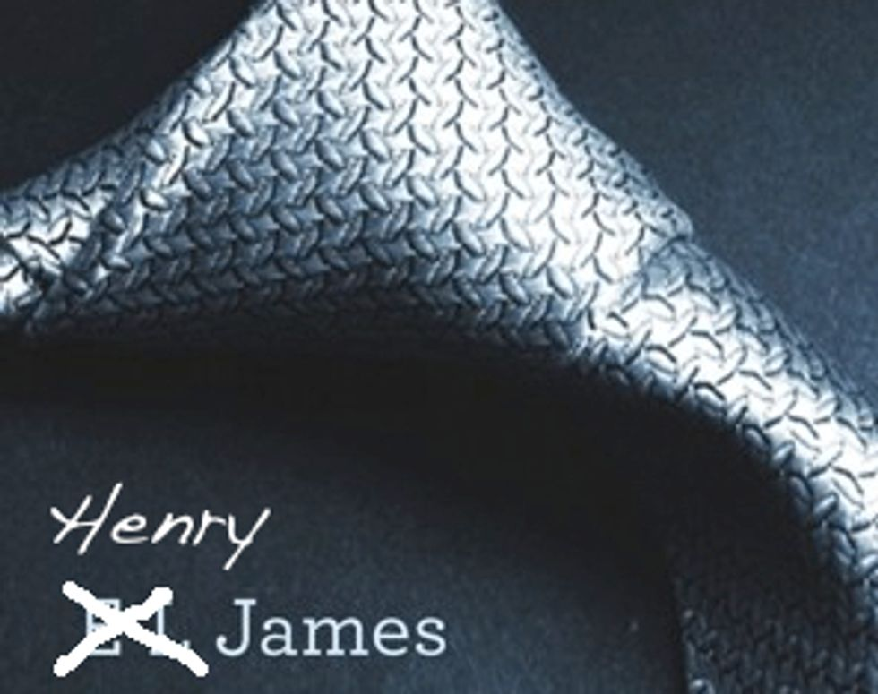 The Portrait of a Lady, in Fifty Shades of Grey