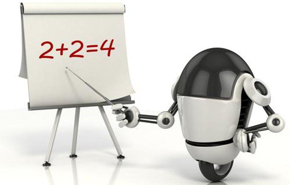 How Soon Until Robots Teach Elementary School?