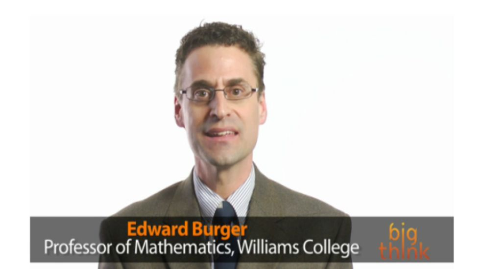 The 5 Elements of Effective Thinking - Interview With Edward Burger