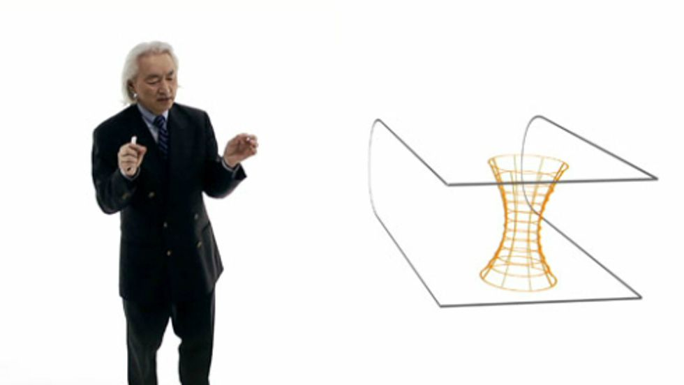 Dr. Michio Kaku's Playlist: Five Science Videos You Must See
