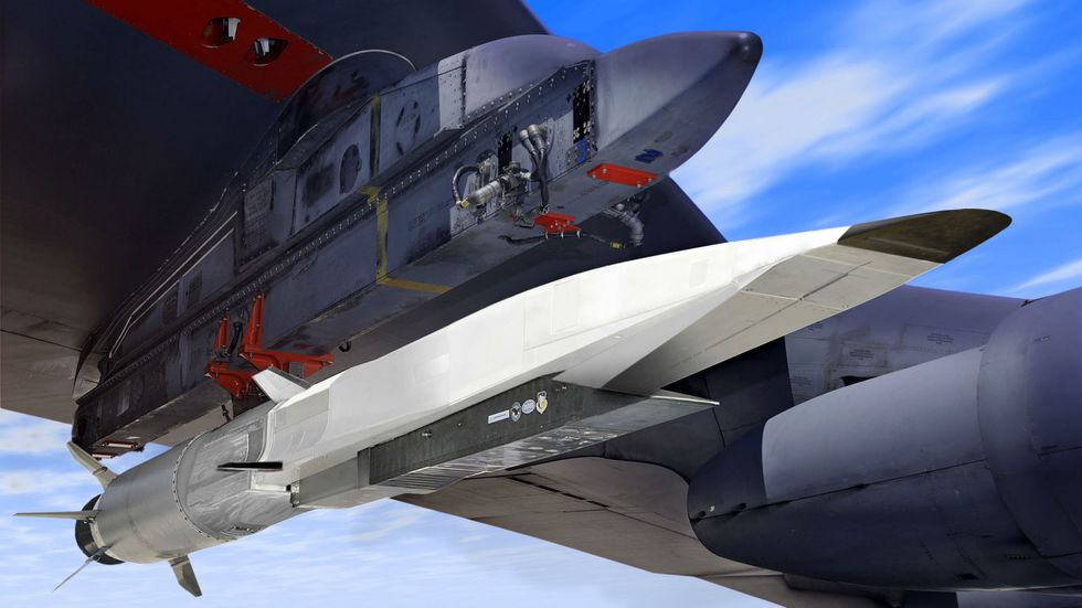 Update: Hypersonic Aircraft Crashes During Test Flight