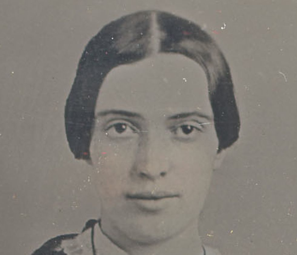 A New Photo of Emily Dickinson? Well—Maybe—