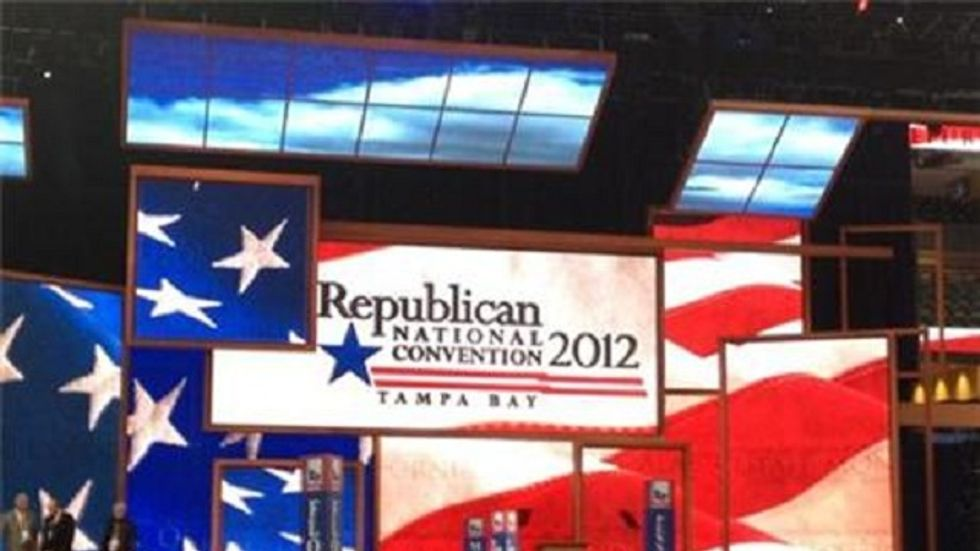 What's Frank Lloyd Wright Doing at the Republican National Convention?