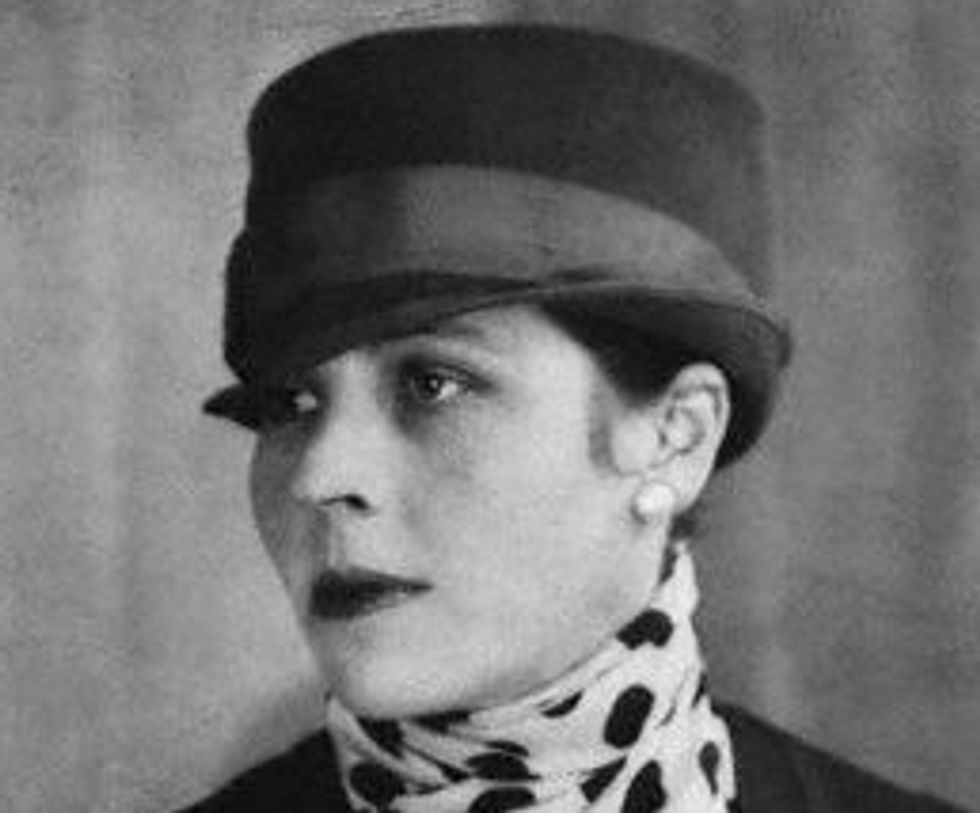 """The Life and Death of Djuna Barnes, Gonzo """"Greta Garbo of American Letters"""""""
