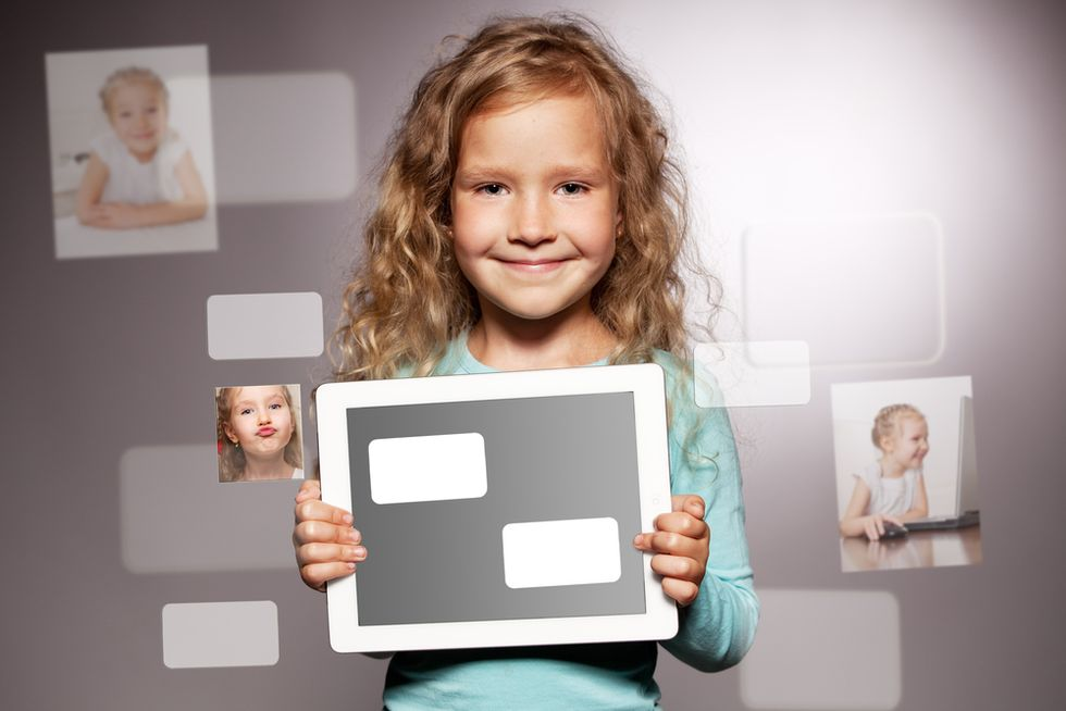 Kindergarten Coders and the New Toy Tablets