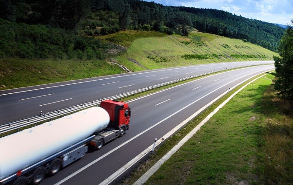 Wanted: Long-Haul Truck Drivers (in Europe)