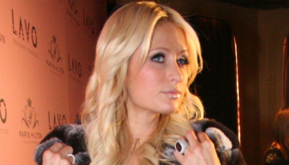 Dear Paris Hilton - Don't Apologise, Learn
