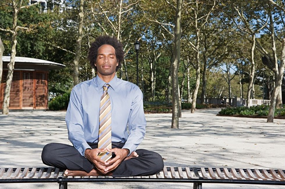 Reading People's Emotions, With Meditation's Help