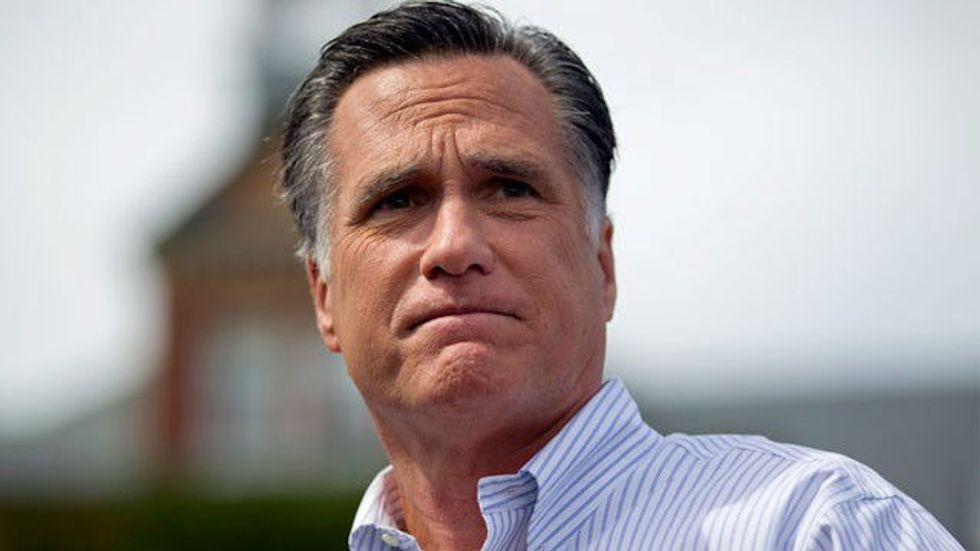 Hobbes to Romney: Get Your Story Straight, and Quick