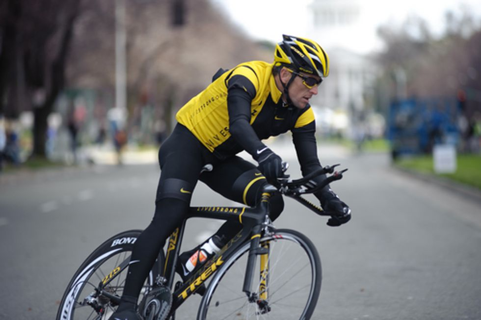 Lance Armstrong's Guide to Cheating a Drug Test