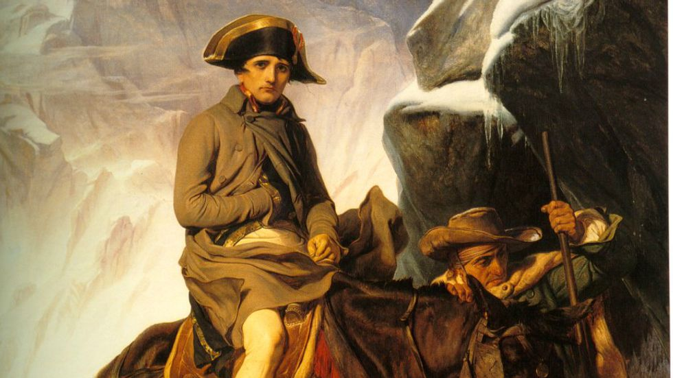 Napoleon's Major Wardrobe Malfunction: An Introduction to Science XPlained