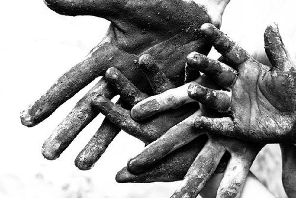The Oppressive  Psychology of Poverty