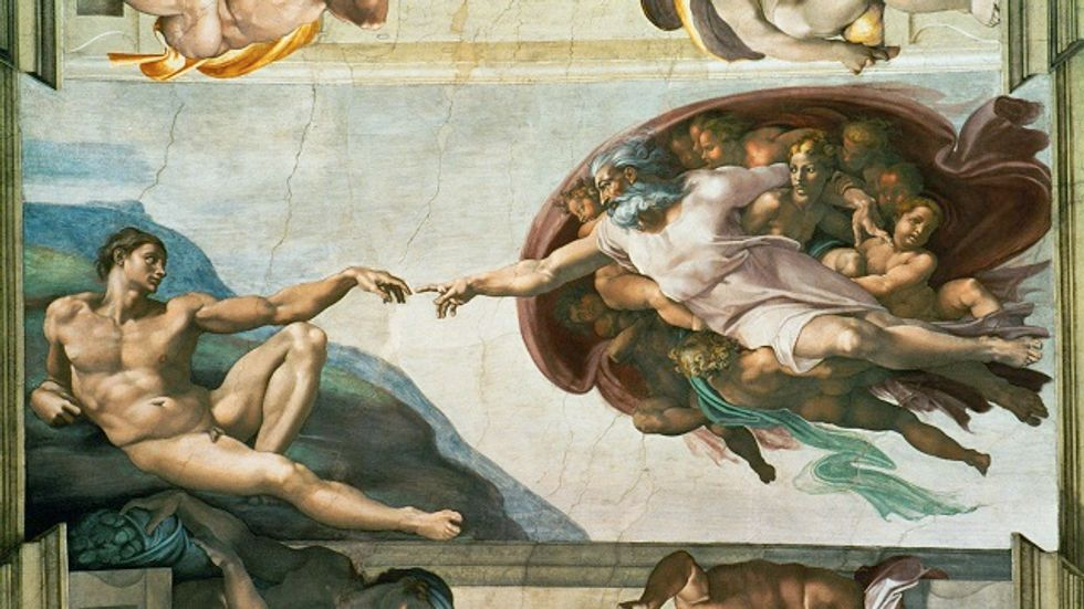Separating Michelangelo the Man and Artist from the Myth