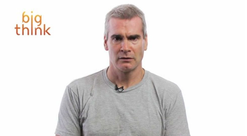 Henry Rollins: Education Wants to be Free