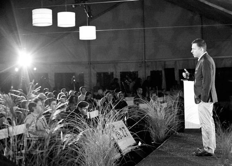 Bits Versus Stuff: Peter Thiel Asks Why Has Innovation Stalled