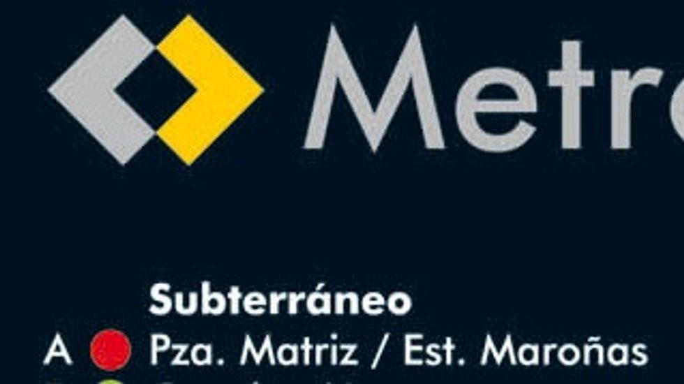 Fake Metro Map of Montevideo