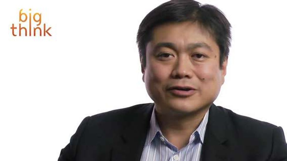 Joi Ito: I'm Not a Futurist, I'm a Nowist