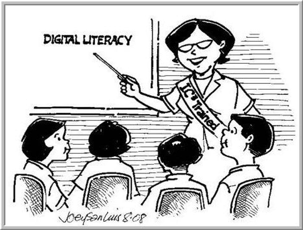 The New Digital Literacy