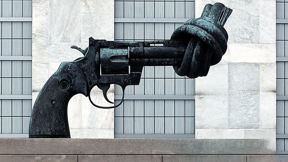 The Gun Control Battle Isn't About Guns As Weapons. It's About Guns as Symbols.
