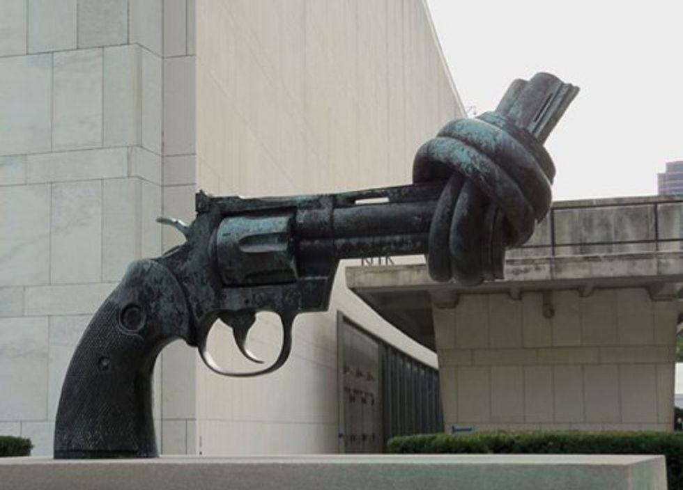 Best Way to Prevent Rare Massacres: Focus on 'Routine' Violence