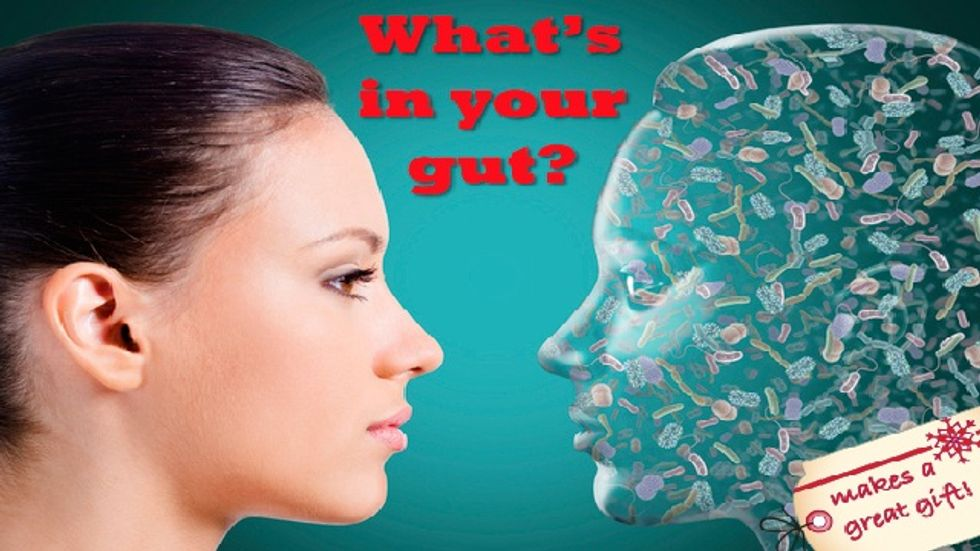Gut Feeling:  A Q&A with the American Gut Project's Jeff Leach
