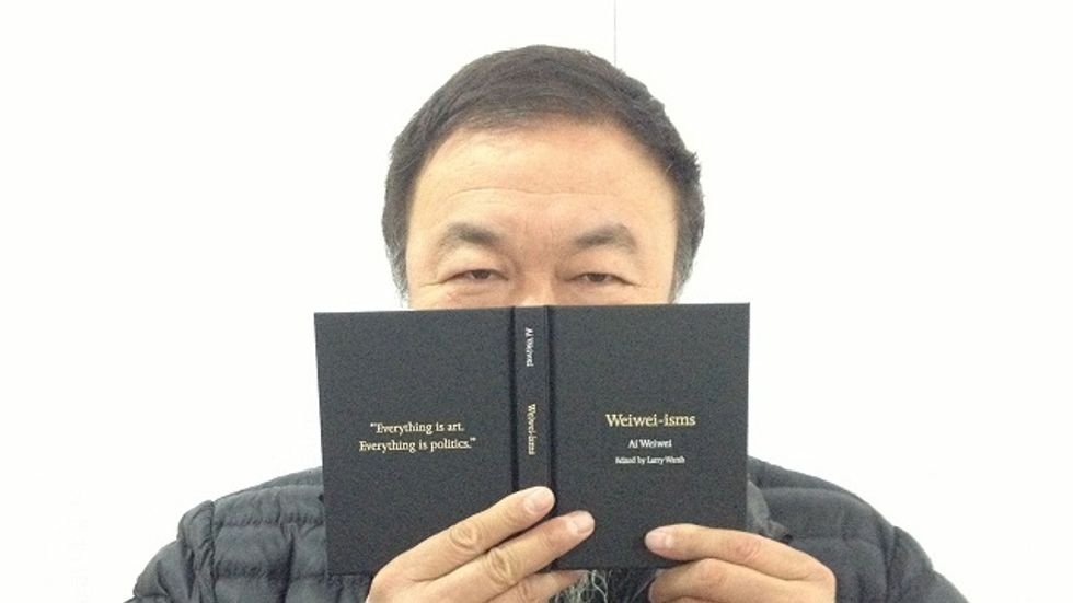 How to Take Ai Weiwei With You Wherever You Go