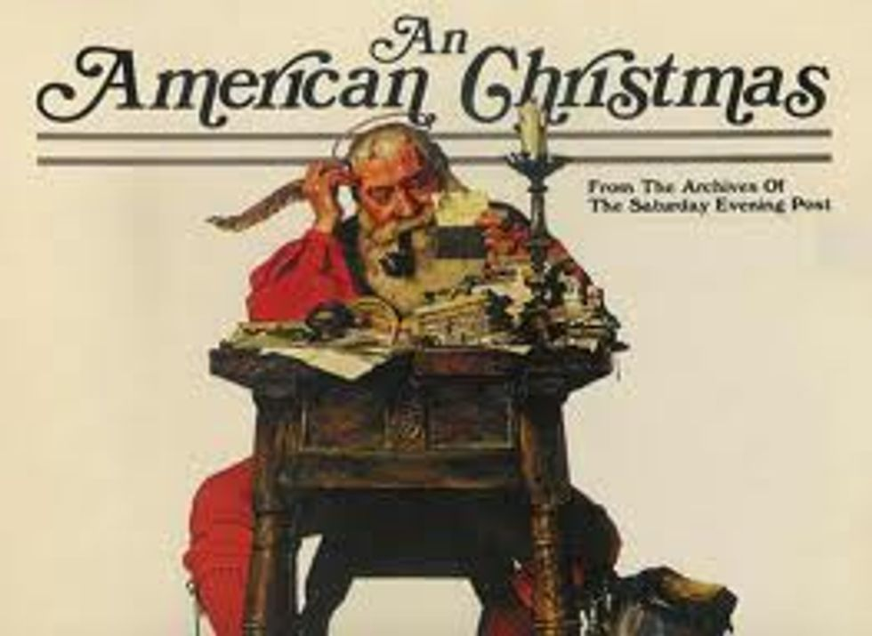 Let's Have an American Christmas!