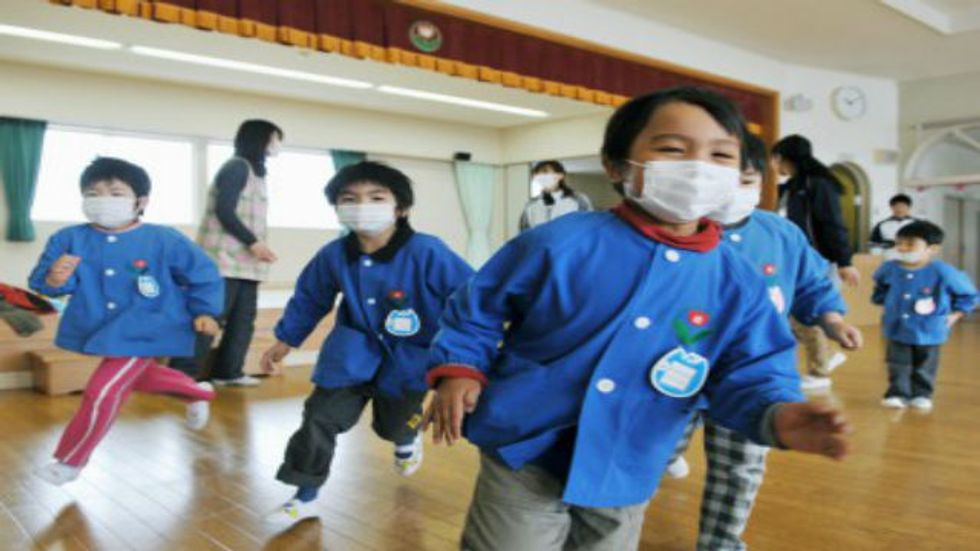 Fukushima Kids Are Getting Fatter. Not From Radiation. From Fear.