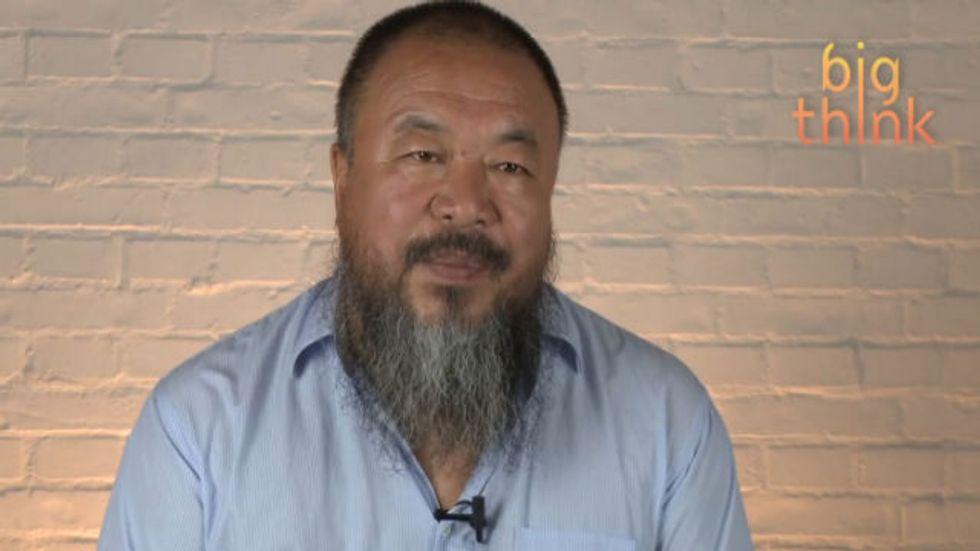 Ai Weiwei: I'm Not an Activist