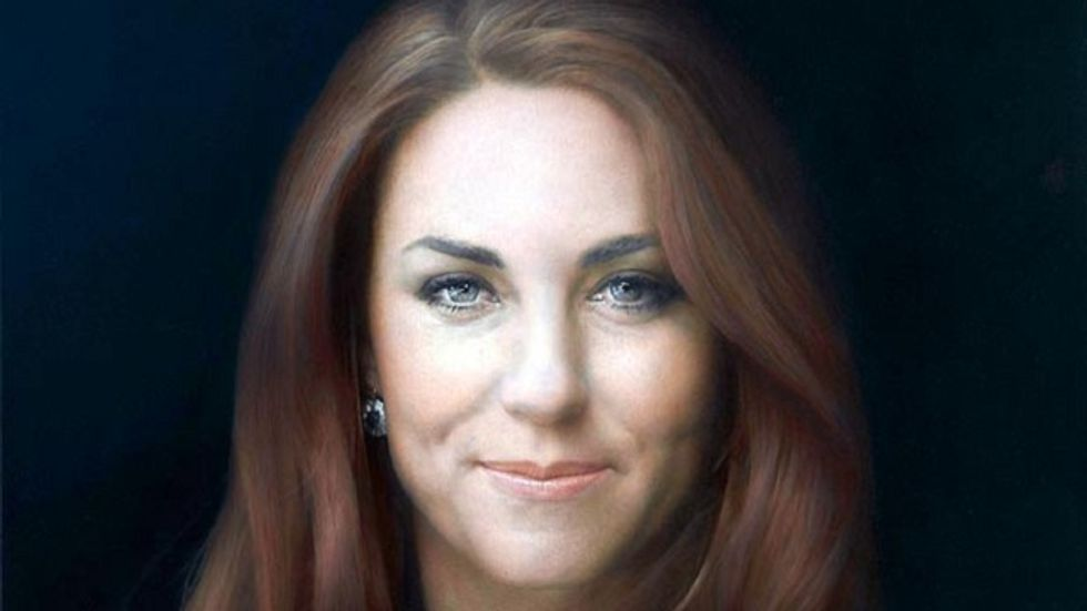 Why Is Kate Middleton's Official Portrait So Bad?