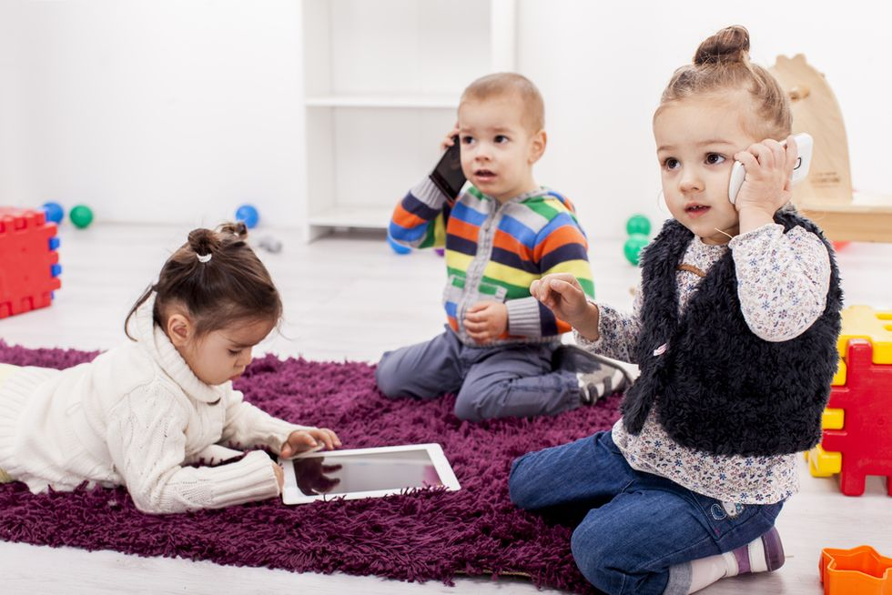 Are Kids Technology's New Early Adopters?