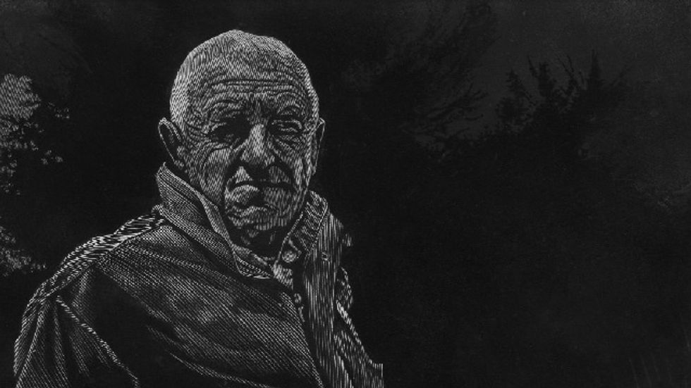 Putting Andrew Wyeth into Pictures, Words, and Music