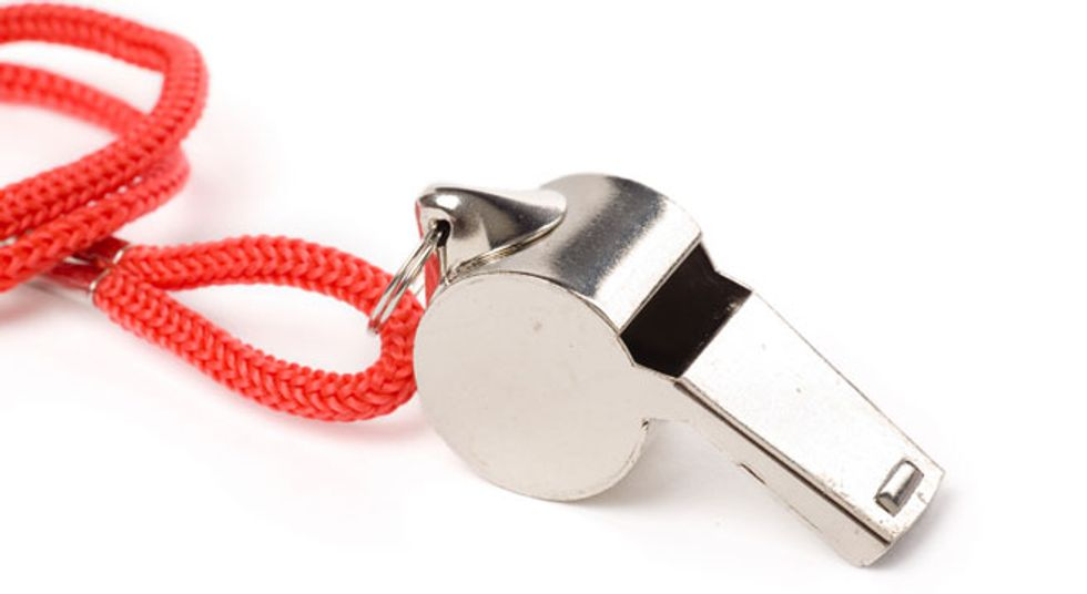 Holding Therapy: Blowing The Whistle on Institutionalised Child Abuse in the UK
